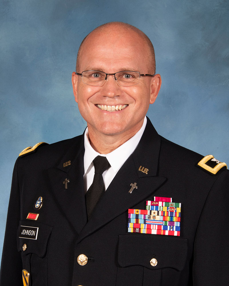 Col. David Johnson