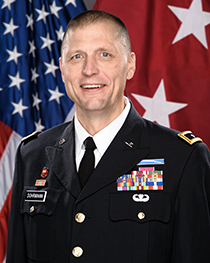 Leadership | North Dakota National Guard